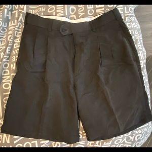 Cotton Reel men's golf shorts